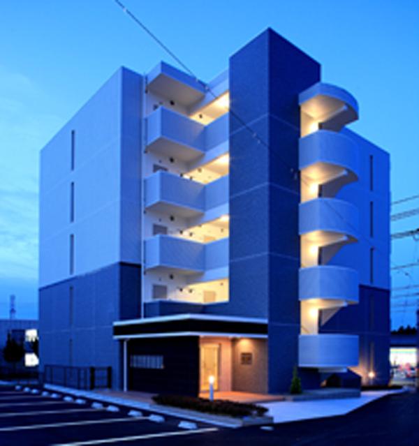 マンション新築工事8